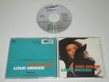 KIM WILDE / Love Moves ( MCA DMCG 6088) CD Album