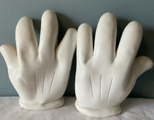 Vintage Mickey Mouse Cesar Hands Gloves 1986