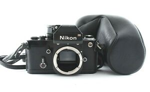 """NEAR MINT"" Nikon F2 Photomic Black 35mm SLR Film Camera From JAPAN 0922"