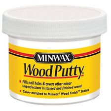 Minwax 13616 3.75-Ounce Wood Putty, White