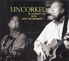 Al Stewart With Dave Nachmanoff Uncorked Live CD NEW SEALED 2010
