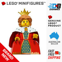 LEGO® Minifigures™ - Queen (16 of 16) Series 15 (Castle/Crown) - NEW IN PACK