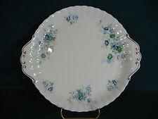 "Royal Albert Inspiration Handled 10 1/4"" Cookie / Cake Plate"
