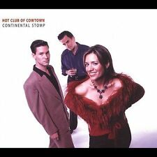 HOT CLUB OF COWTOWN - Continental Stomp CD ( 2003, Swinging Blues Country )