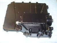 CUT DOWN MODIFIED LOWERED ZX14 NINJA OIL PAN SUMP 49034-0033 DRAGBIKE NO CORE