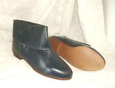 Rare ancienne paire de chaussures femme en cuir pointure 37 - rétro