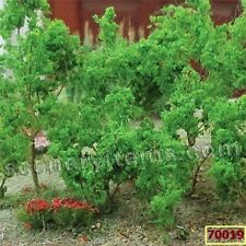 "Mp Scenery 50 Green Branches 1-1/2"" to 3"" Architectural Plants Trees Railroad"