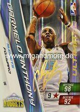 Panini NBA Adrenalyn XL 2011 - Carmelo Anthony - Ultima