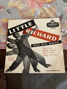 Little Richard & His Band, Pt 2: Rip It Up; Tutti Fruiti, London RE-O 1074, EP