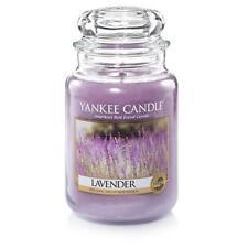 Yankee Candle lavande grand pot bougie parfumée