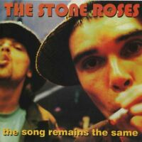 THE STONE ROSES the song remains the same (live 1995) (CD, album) indie rock
