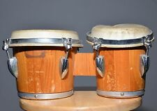 BONGO  WOOD DRUMS - NEED HARDWARE