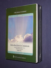 Teaching Co Great Courses   DVDs         INTRODUCTION TO JUDAISM      new sealed