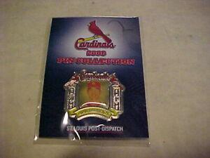 WS 2006 St Louis Cardinals Pin Collection P-- #50 Adam Wainwright