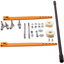 Antirock Front Sway Bar Kit For TJ/LJ For Jeep Wranglers 1997-2006 New