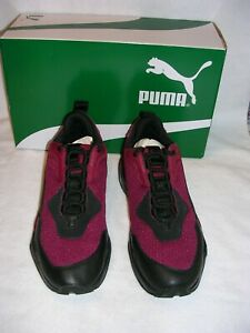 Puma Thunder Spectra # 367516 03 Rhododendron-P Black-T Port US Size 10.5 New