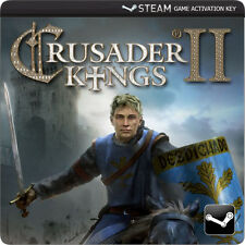 Crusader Kings II 2 / PC Windows MAC Linux / STEAM CD Key / Region Free