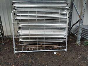 FARM GATE 5' (1480mm x 1165), steel, 200x100mm mesh (approx.)