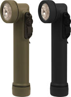Mini LED Tactical Angle Head Flashlight Travel Army Military Camping Outdoor