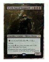 K'rrik Son of Yawgmoth Altered Full Art MTG Magic Commander EDH Birthday Gift