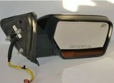 2007-2014 FORD EXPEDITION LINCOLN NAVIGATOR RIGHT PASSENGER SIDE MIRROR BLACK