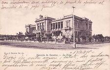 ARGENTINA - Direccion de Escuelas - La Plata 1915