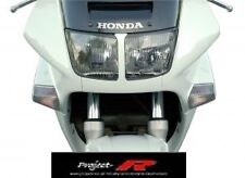 CLEAR FRONT & REAR INDICATORS TURN SIGNALS & LED TAIL LIGHT HONDA VFR 750 VFR750