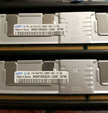 SAMSUNG M395T2953EZ4-CE65 1GB 667MHZ PC2-5300 CL5 FULLY BUFFERED DUAL RANK X8 EC