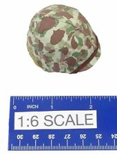 Jack Korean War Helmet w/ Camo Cloth Cover - 1:6 Scale Dragon Action Figures