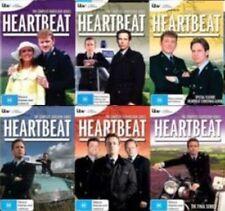 Heartbeat Complete Series Seasons 13 14 15 16 17 18  New DVD Sets Region 4  R4