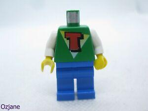 LEGO MINIFIGURE TIM004 TIME CRUISERS TORSO ARM & LEGS