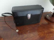 Vintage 70ies orig. CANON Kamerakoffer Lederkoffer made in Japan, top qualität