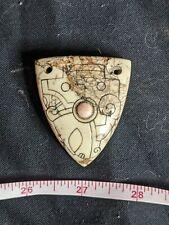 Ojuelos de Jalisco Alien Artifact. Authentic Aztlan Artifact