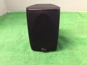 1 Single Polk Audio RM6751 Theater Satellite Speaker Black Replacement Speaker