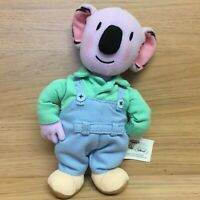 "CBeebies The Koala Brothers Frank Beanie 6"" Plush Soft Toy"