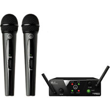 AKG WMS 40 Mini2 Dual Vocal Wireless Microphone System (Band A/C)