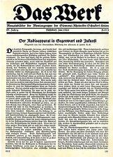 La mandaba en el presente y el futuro Siemens & Halske a. - g. editorial 1924