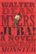 Juba! by Walter Dean Myers (2015, Hardcover)