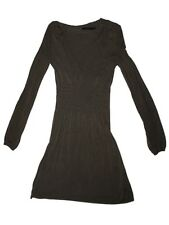 Women The Limited Brown Comfy Casual Dress Size XS
