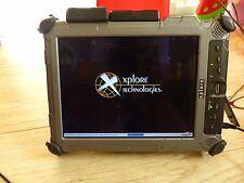 Xplore iX104C5 Rugged Tablet 1.07Ghz i7 ,4GB 80GB SSD !!worldwide shipping!!!!