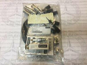q0002576v002000000 Smart ignition wires & spark plugs BKR6EKE 5649 6 pieces kit