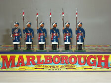 MARLBOROUGH D30 15TH BENGAL LANCERS INDIAN ARMY DELHI DURBAR TOY SOLDIER SET