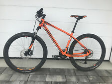 "27,5"" MTB KTM Orange ultra Rahmen 17"" 43cm (bis 1,85m) Mountainbike Hardtail M L"