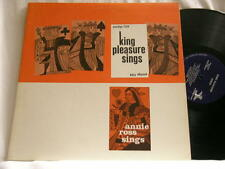KING PLEASURE & ANNIE ROSS Sings Art Blakey Lucky Thompson Prestige mono RVG LP