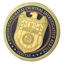 Naval Criminal Investigative Service / NCIS GP Challenge Coin 1207#
