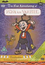 THE NEW ADVENTURES OF MONA THE VAMPIRE (8 Episodes) (R2 DVD) (Sld)