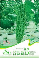 1 Pack 10 Balsam Pear Seeds Bitter Gourd Momordica charantia Organic C052
