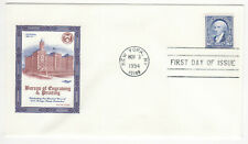 SSS: Artmaster  FDC  1994  $2  James Madison   Single     Sc #2875A