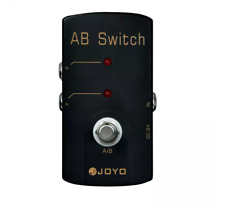 Joyo JF-30 AB A/B Switch Guitar effect Pedal for Musical Instrument