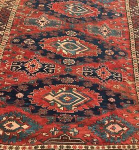 Kilim Red Tribal Antique Rugs Carpets For Sale Ebay